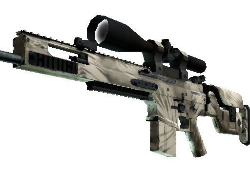 Dust SCAR-20 Palm