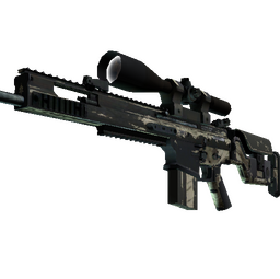 SCAR-20 | Palm (Battle-Scarred)