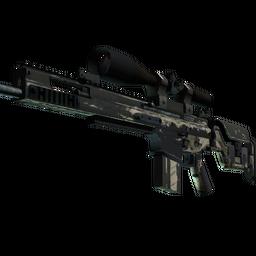 SCAR-20 | Palm (Battle-Scarred)