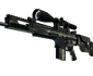 SCAR-20   Palm (Battle-Scarred)