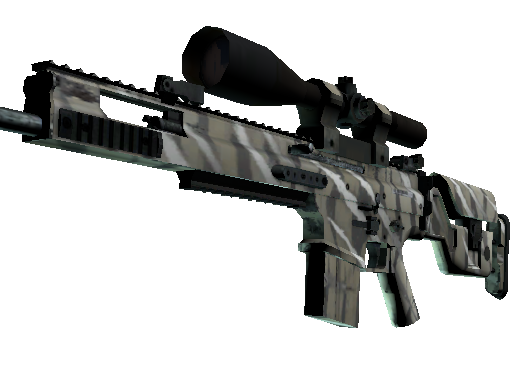 StatTrak™ SCAR-20 | Torn (Factory New)