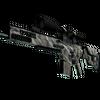 StatTrak™ SCAR-20   Torn <br>(Minimal Wear)