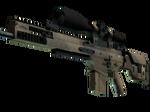 SCAR-20 Песчаная сетка