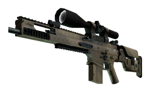 Souvenir SCAR-20 | Sand Mesh (Minimal Wear) Prices