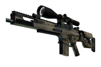 SCAR-20 | Sand Mesh (Field-Tested) Price