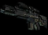 SCAR-20   Песчаная сетка, Закаленное в боях, 0.67$