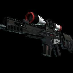 StatTrak™ SCAR-20 | Cyrex (Battle-Scarred)