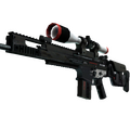 SCAR-20 | Cyrex <br>(Battle-Scarred)