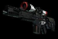 SCAR-20 | Cyrex (Battle-Scarred)
