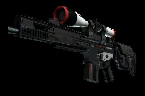 StatTrak™ SCAR-20 | Cyrex (Battle-Scarred) Prices