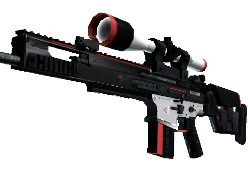 SCAR-20 | Cyrex (Minimal Wear)