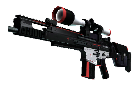 SCAR-20 | Cyrex (Minimal Wear) Prices