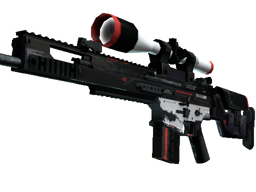 SCAR-20 | Cyrex (Field-Tested)