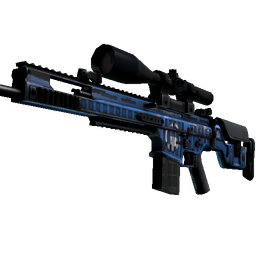 StatTrak™ SCAR-20 | Assault (Well-Worn)