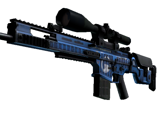 StatTrak™ SCAR-20 | Assault (Battle-Scarred)