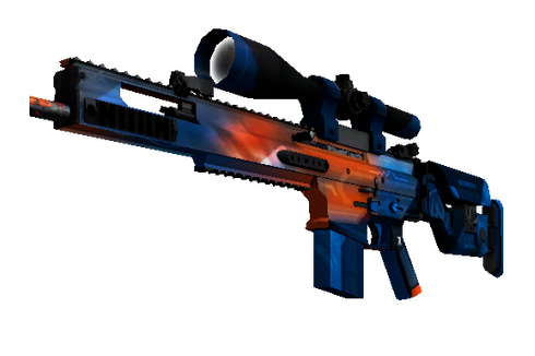 Buy SCAR-20 | Cardiac (Well-Worn)