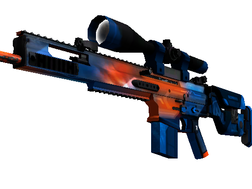 SCAR-20 | Cardiac (Factory New)