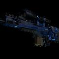 SCAR-20 | Blueprint <br>(Battle-Scarred)