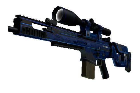 Buy SCAR-20 | Blueprint (Battle-Scarred)