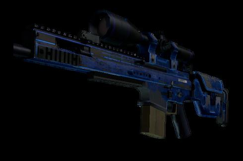 StatTrak™ SCAR-20 | Blueprint (Battle-Scarred) Prices
