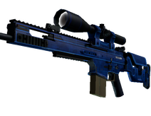 SCAR-20 | Blueprint (Field-Tested)