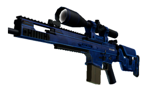 Stattrak Trade Scar 20 Blueprint Field Tested