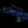 SCAR-20 | Blueprint <br>(Well-Worn)