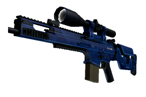 Buy StatTrak™ SCAR-20 | Blueprint (Field-Tested)