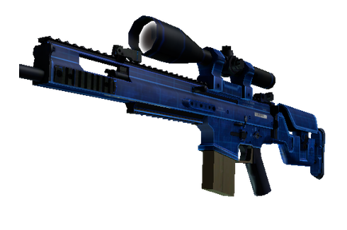 StatTrak™ SCAR-20 | Blueprint (Minimal Wear) Prices