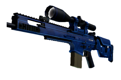 Buy StatTrak™ SCAR-20 | Blueprint (Minimal Wear)
