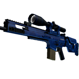 StatTrak™ SCAR-20 | Blueprint (Factory New)