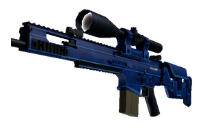 Scar 20 Blueprint Factory New