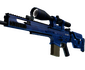 SCAR-20 | Blueprint (Minimal Wear)
