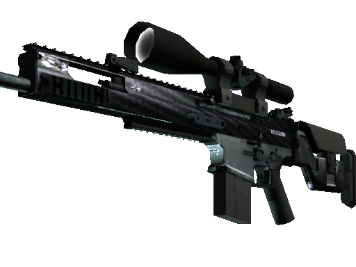 Souvenir SCAR-20 | Carbon Fiber (Factory New)