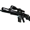 SCAR-20 | Carbon Fiber <br>(Factory New)