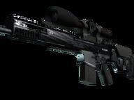 SCAR-20 | Włókno węglowe