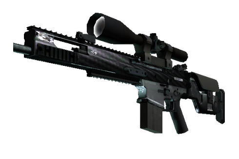 SCAR-20 | Carbon Fiber (Factory New) Prices