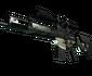 SCAR-20 | Army Sheen (Minimal Wear)