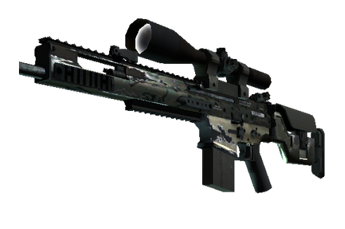 SCAR-20 | Army Sheen (Field-Tested) Prices