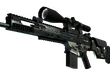 SCAR-20 Army Sheen