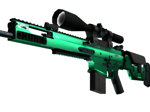 SCAR-20 | Emerald Factory New