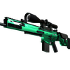 SCAR-20 | Emerald <br>(Factory New)