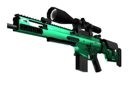 Buy SCAR-20 | Emerald (Factory New)