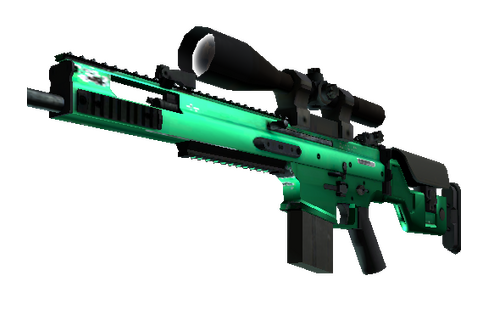 SCAR-20 | Emerald (Factory New) Prices