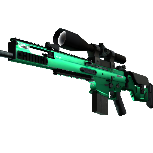 SCAR-20 | Emerald - acidcase.com