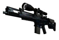 SCAR-20 | Grotto (Battle-Scarred)