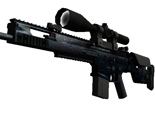 SCAR-20 | Grotto Battle-Scarred