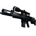 SCAR-20 | Grotto <br>(Well-Worn)