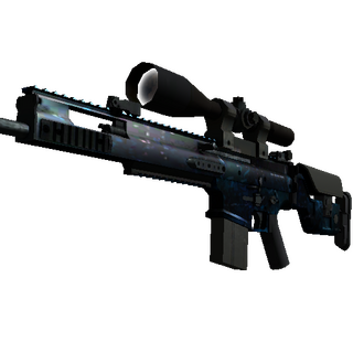 SCAR-20 | Grotto (Minimal Wear)
