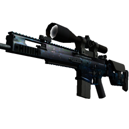 StatTrak™ SCAR-20 | Grotto (Factory New) image
